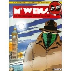 Detective Strips 20 Mr. Wens De moordenaar woont op nr. 21