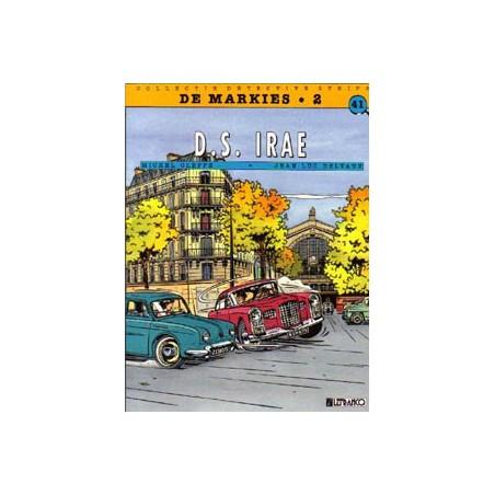 Detective Strips 41 Markies D.S. Irae 1e druk  1997