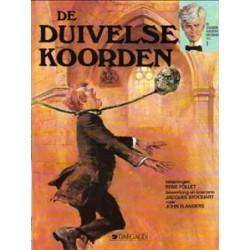 Edmund Bell 01<br>De duivelse koorden<br>1e druk 1987
