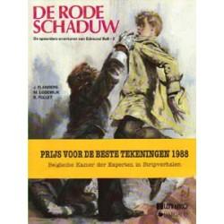 Edmund Bell 03<br>De rode schaduw<br>1e druk 1987 met wikkel