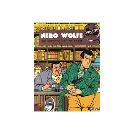 Detective Strips<br>Nero Wolfe set<br>2 delen<br>1e drukken