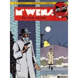 Detective Strips<br>Mr. Wens set<br>4 delen<br>1e drukken