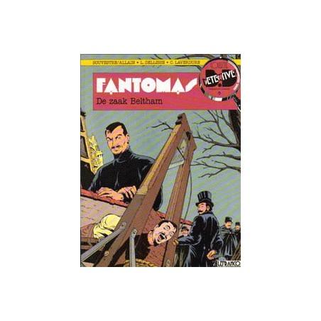 Detective Strips Fantomas set 3 delen 1e drukken