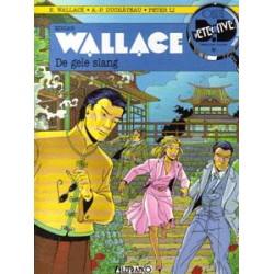 Detective Strips <br>Edgar Wallace set<br>2 delen<br>1e drukken