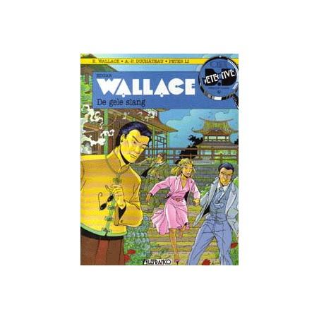 Detective Strips  Edgar Wallace set 2 delen 1e drukken