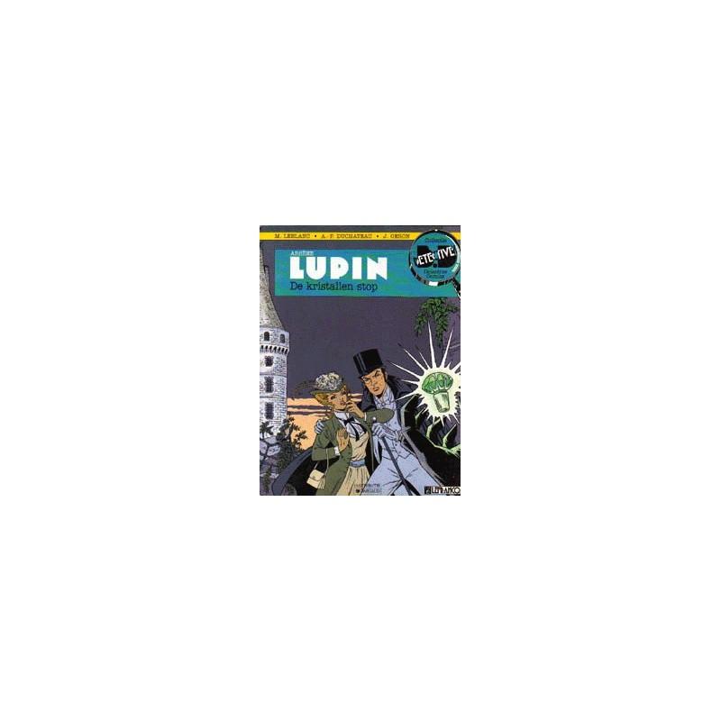 Detective Strips Arsene Lupin set 6 delen 1e drukken