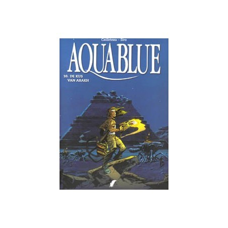 Aquablue  10 De kus van Arakh