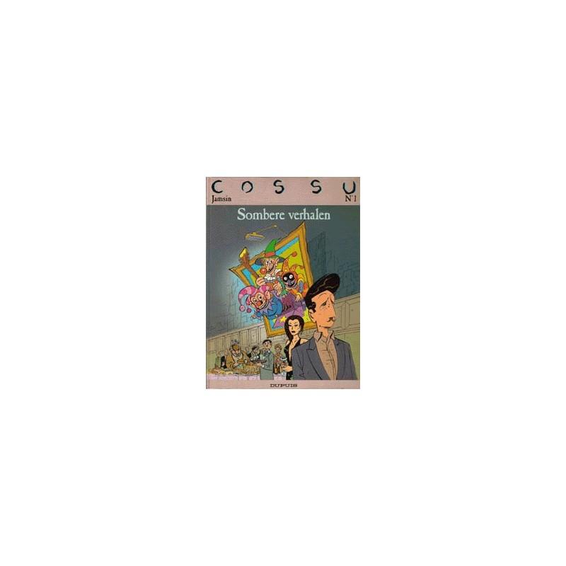 Cossu set Deel  1 t/m 3 HC 1e drukken 1987-1988