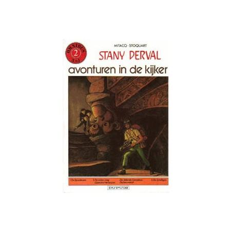 Stany Derval setje Omnibus + De twee schatten van Berendal