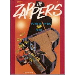 Zappers 07<br>Do re mi fa sol zap si do<br>1e druk 1999