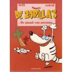 Zorilla's setje<br>Deel 1 & 2<br>1e drukken 2000-2001