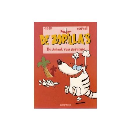 Zorilla's setje Deel 1 & 2 1e drukken 2000-2001