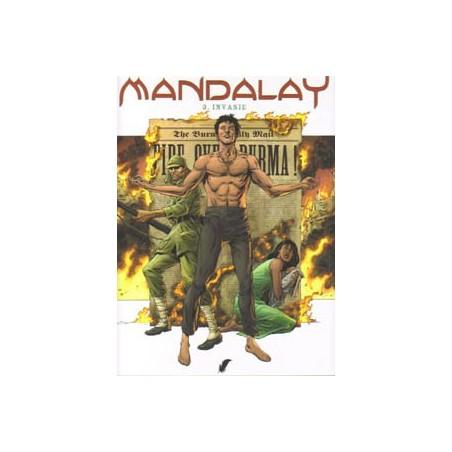 Mandalay 03 HC<br>Invasie