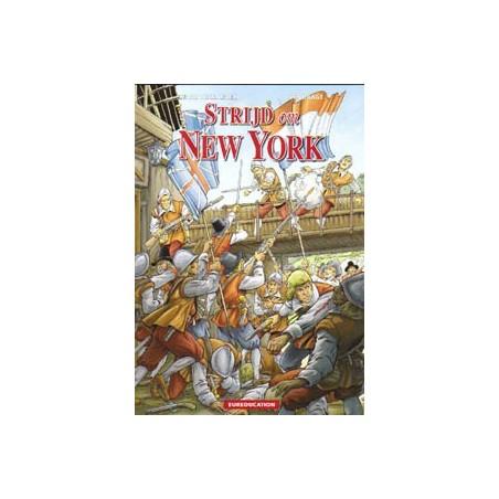Eureducation 04 De strijd om New York