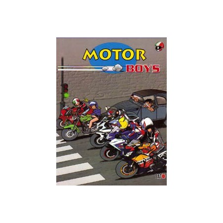 Motor Boys 03
