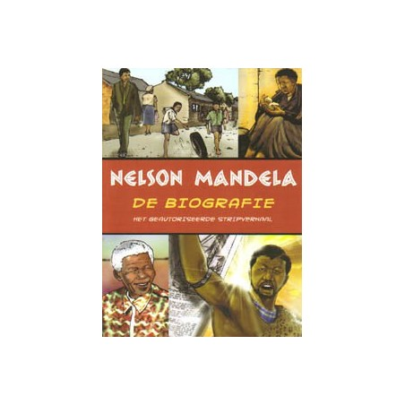 Nelson Mandela De biografie