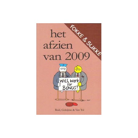 Fokke & Sukke Het afzien van 2009