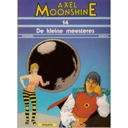 Axel Moonshine 14: De kleine meesteres