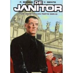 Janitor 03 HC<br>De geesten van Porto Cervo