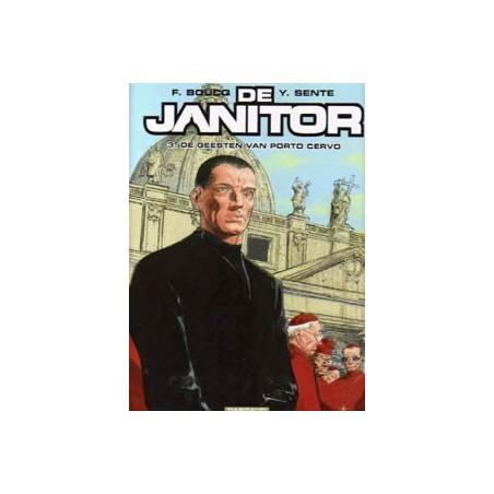 Janitor 03 HC De geesten van Porto Cervo