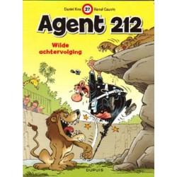 Agent 212 27<br>Wilde achtervolging
