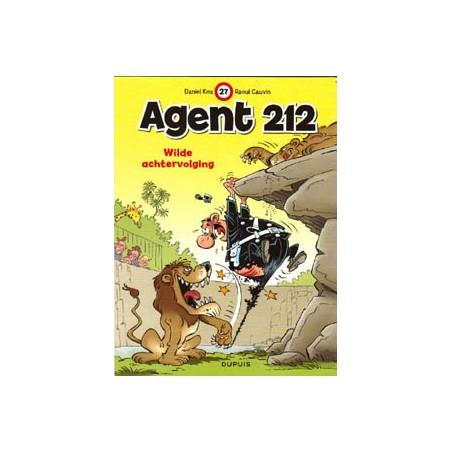 Agent 212 27 Wilde achtervolging