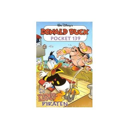 Donald Duck pocket 139 De kermispiraten 1e druk