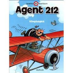 Agent 212 21<br>Vliegtuigkit