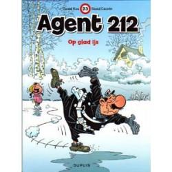 Agent 212 23 (2009)<br>Op glad ijs