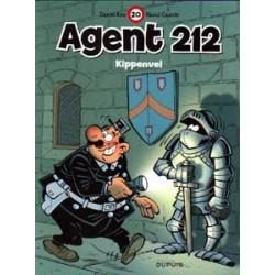 Agent 212 20 (2009)<br>Kippenvel