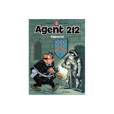 Agent 212  20 (2009) Kippenvel