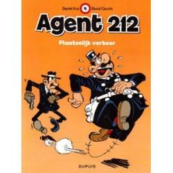 Agent 212 04 (2009)<br>Plaatselijk verkeer