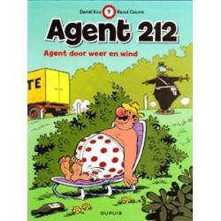 Agent 212 07 (2009)<br>Agent door weer en wind