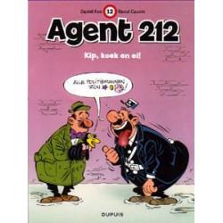 Agent 212 12 (2009)<br>Kip, koek en ei!