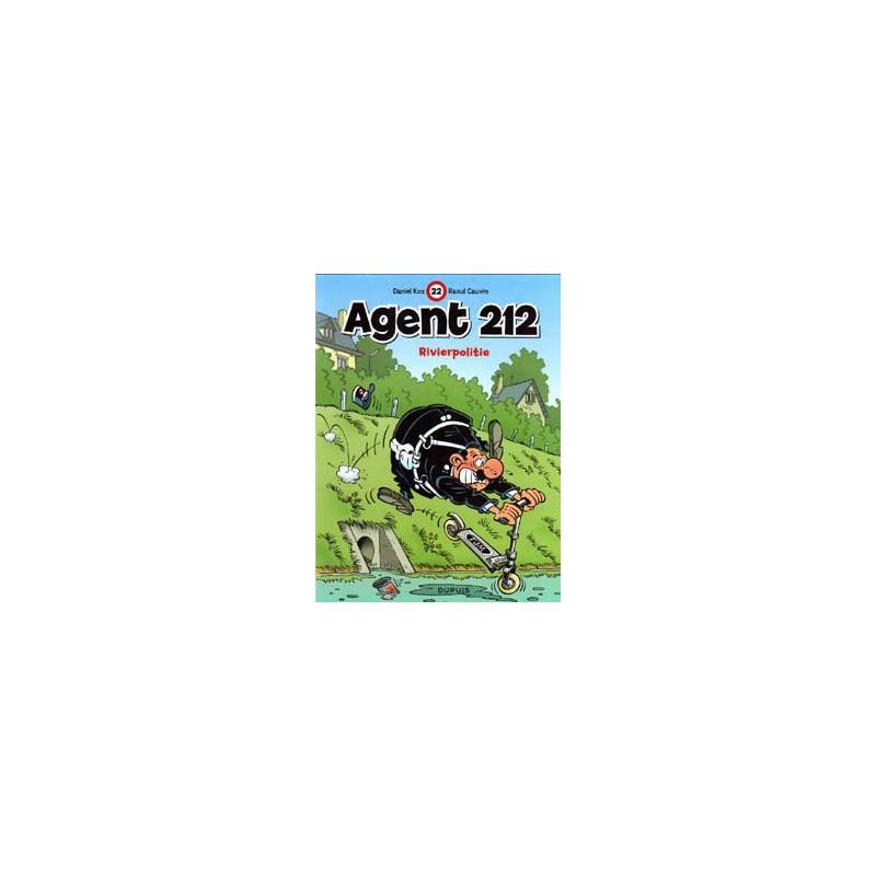 Agent 212 22 (2009) Rivierpolitie