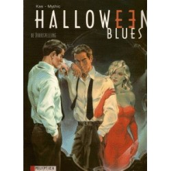 Halloween blues setje<br>Deel 1 t/m 7
