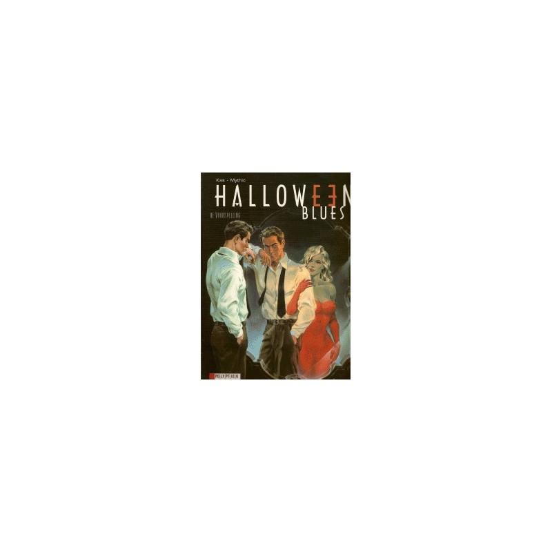 Halloween blues setje Deel 1 t/m 7 1e drukken 2003-2009
