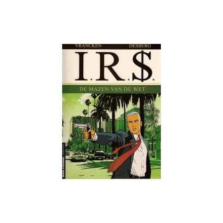 IRS  setje Deel 1 t/m 21