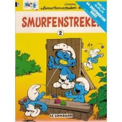 Smurfenstreken 02 1e druk 1996