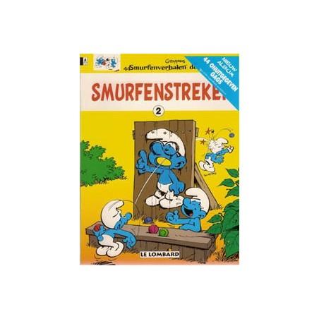 Smurfen Smurfenstreken 02 1e druk 1996