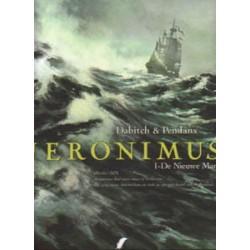 Jeronimus 01 HC<br>De nieuwe man