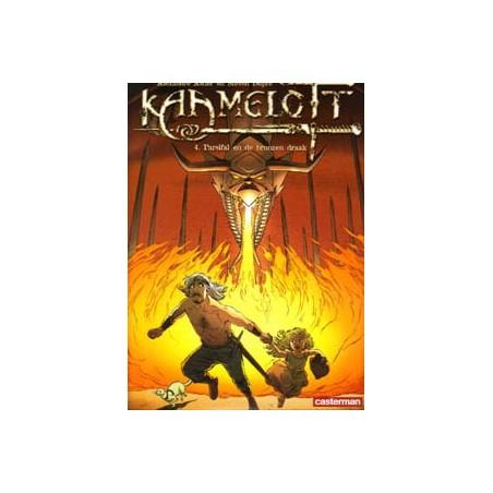 Kaamelott 04<br>Parsifal en de bronzen draak