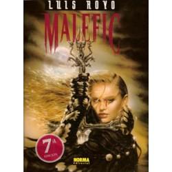 Royo<br>Malefic<br>Duits / Spaans / Frans / Engels<br>2001