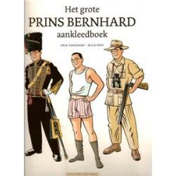 Prins Bernhard aankleedboek