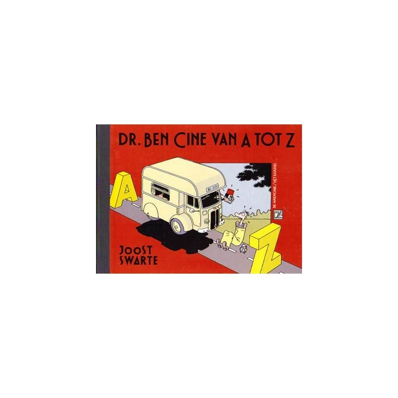 Swarte  strips Dr. Ben Cine van A tot Z HC