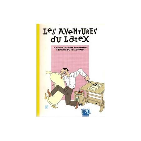 Swarte Les Aventures du Latex Franstalig 1991