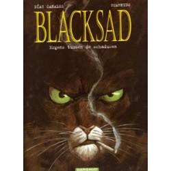 Blacksad 01<br>Ergens tussen de schaduwen