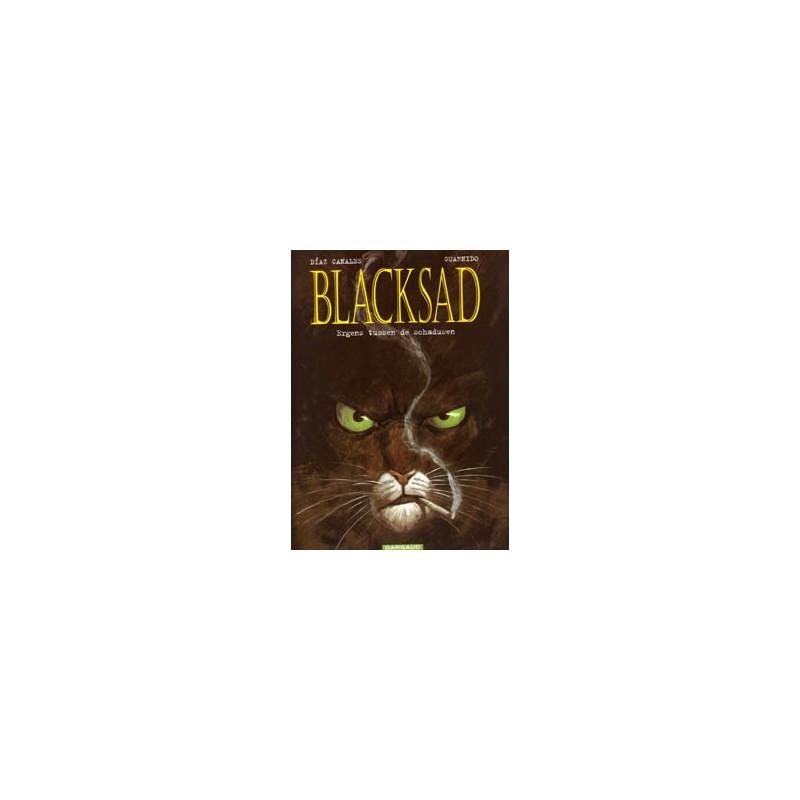Blacksad  01 Ergens tussen de schaduwen