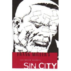 Sin City 01 NL Een wreed vaarwel