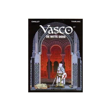 Vasco 22 De witte dood 1e druk 2010
